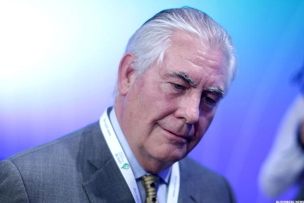 Judge: ExxonMobil Must Work With NY Attorney General Regarding Lost Tillerson Emails