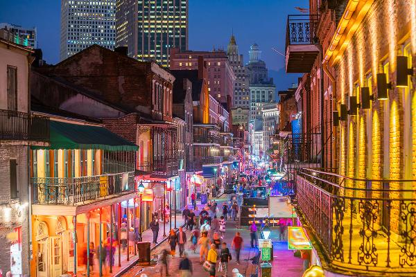 4. New Orleans