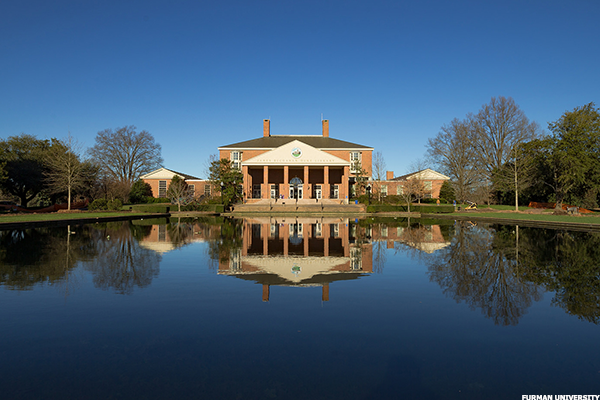 South Carolina: Furman University