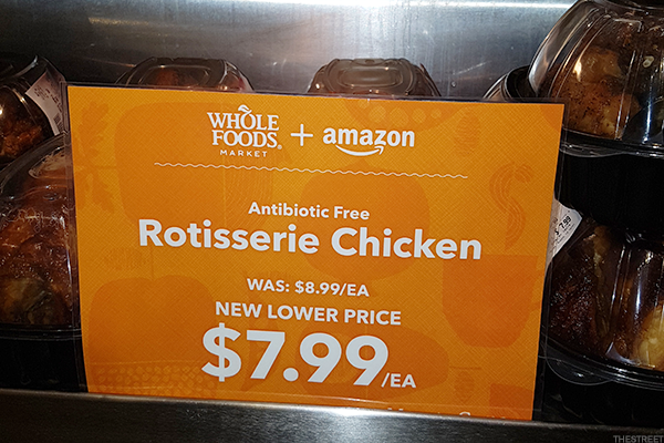 Whole Foods' new chicken prices.