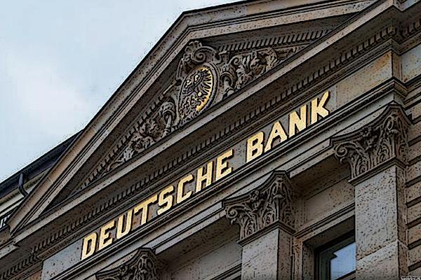 Deutsche Bank Shares Pop Despite Fed Stress Test Fail But Concerns