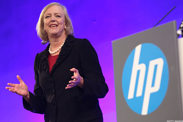 Meg Whitman continues her HPE overhaul.