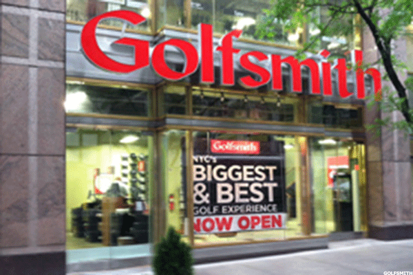 Golfsmith Tees off Chapter 11 Case