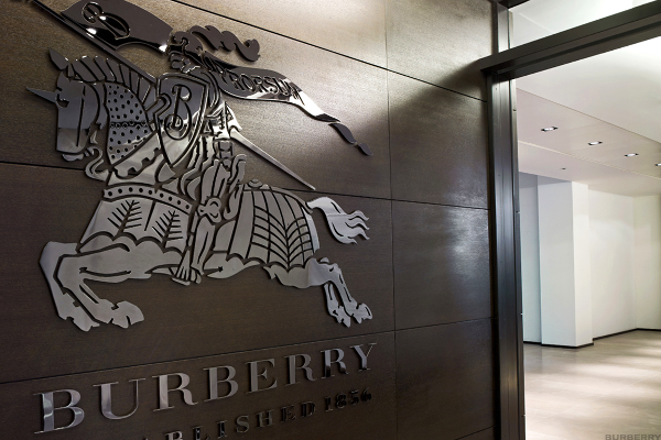 Burberry's Stock Gets Scrapped Like a Cheap Old Handbag