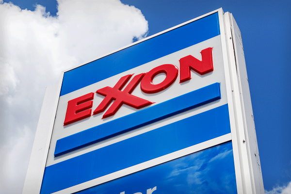 Exxon Mobil Entices as Value Play as It Sinks Below Tangible Book Value
