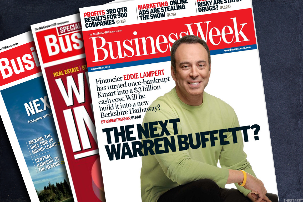 2004 Business Week Cover, Eddie Lampert