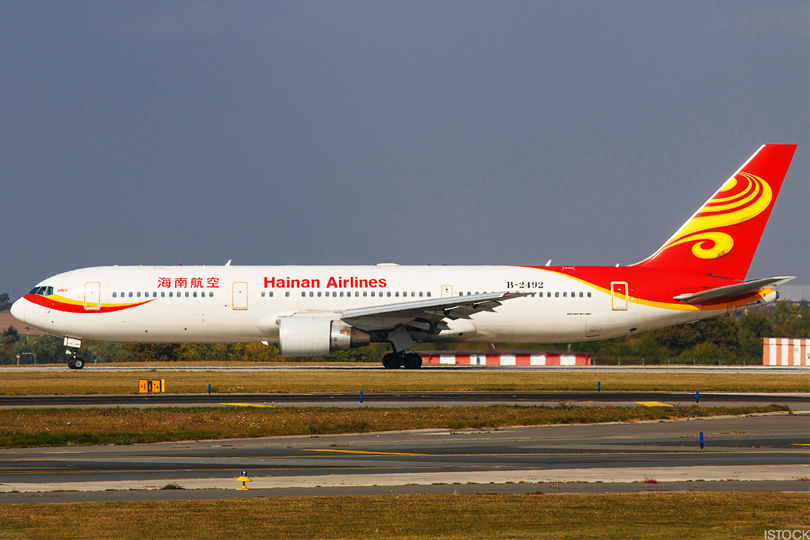 Boeing's 787 Allows Hainan Airlines to Fly From New York to Interior