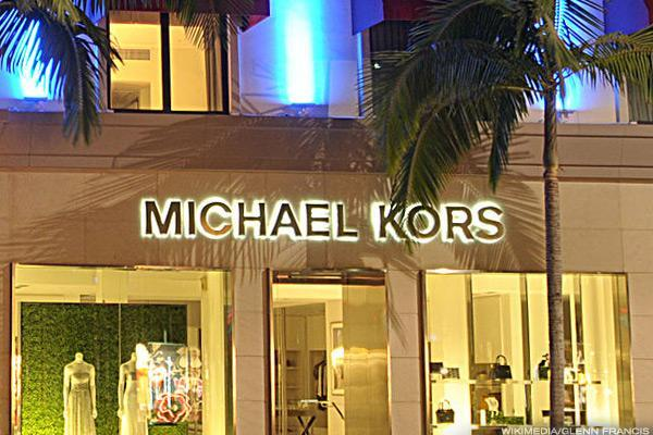 Michael Kors Appears Out of Fashion