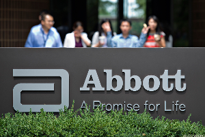 Abbott Shares Rise on Second-Quarter Beat, Increased Guidance