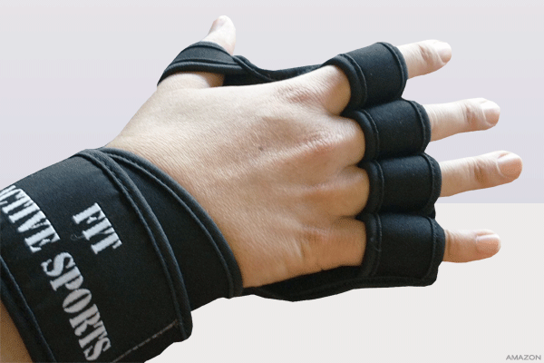 Ventilated Weight Lifting Gloves