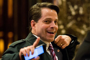Hedge Funder Scaramucci Lands Job in White House; Sean Spicer Quits