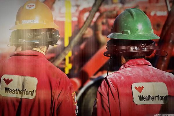Weatherford International Shares Are Bargain-Priced -- Here's Why