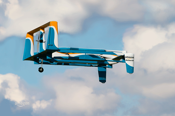 Amazon May Secretly Be Using Stealth Robots to Kill Everyone Else Online