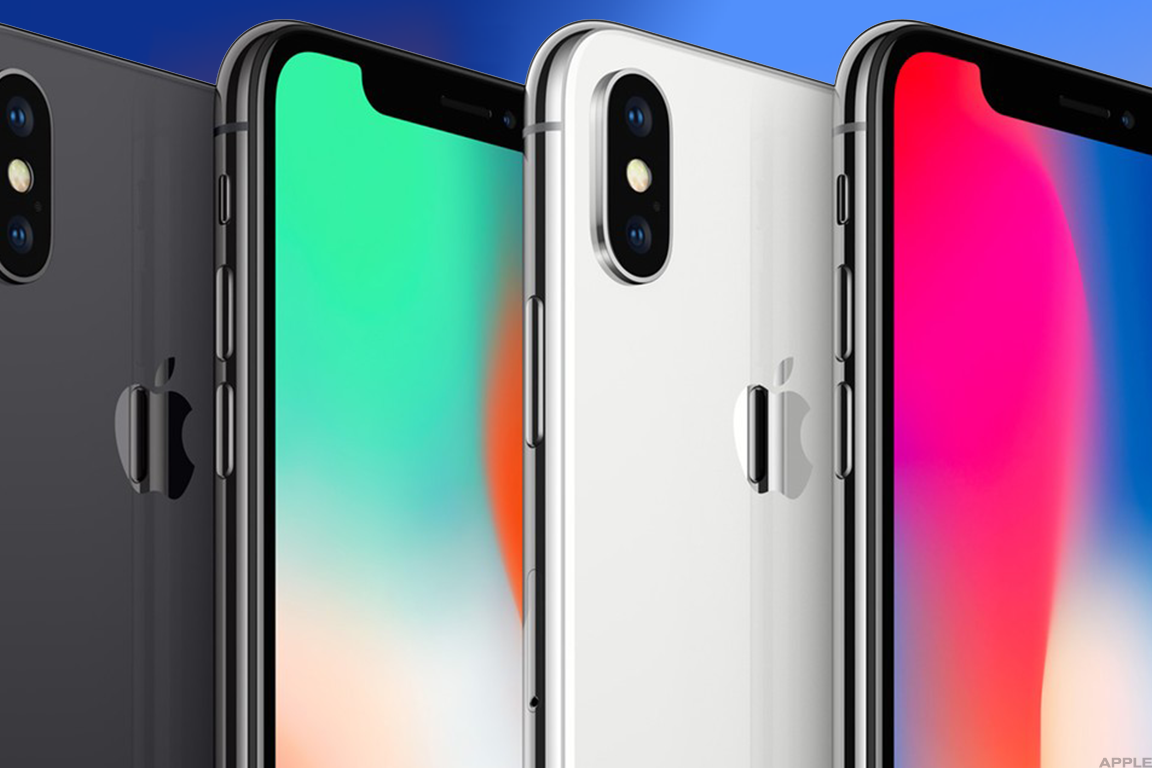 The iPhone X is available in stores today.