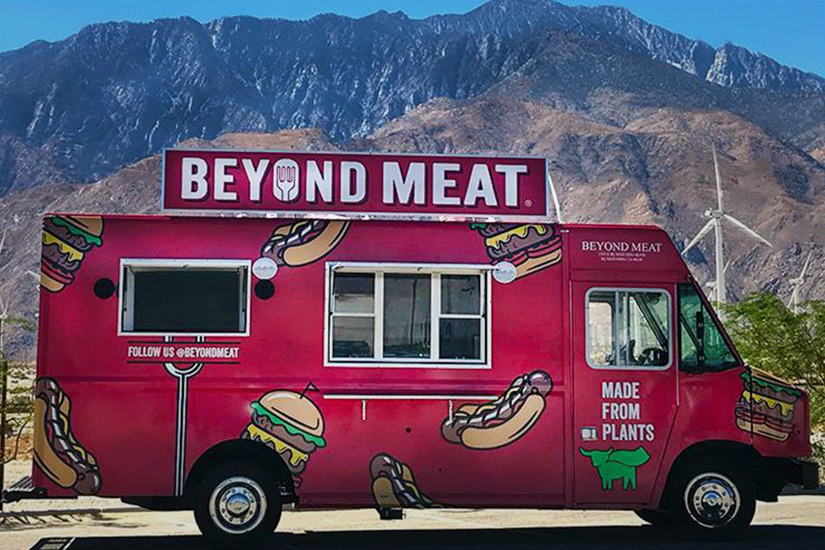 Beyond Meat Tumbles Amid Analyst Concerns Over Competition