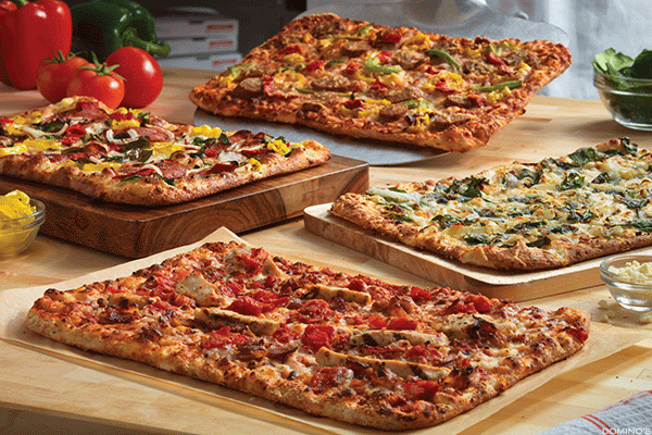 Here's the Big Secret Behind Why Domino's Pizza Is Crushing Everyone in the Fast-Food Industry