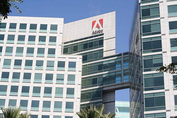 Jim Cramer -- Here's Why Adobe Is Going Even Higher