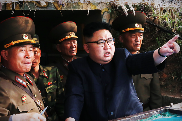 Defense stocks could be good investments as long as North Korean leader Kim Jong-Un is around.