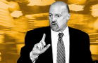 Jim Cramer: Money on the Sidelines