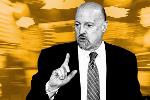 Jim Cramer: Do Some Buying but the Algos Will Not Let Up