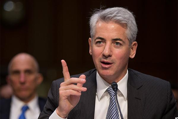 Pershing Square's Bill Ackman Sends First Tweet From Chipotle