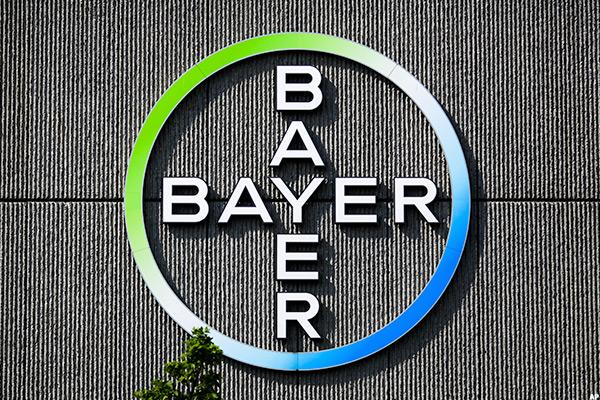 Bayer Leads DAX Gainers After Strong Pharma Sales in First Quarter