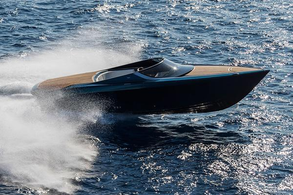 Would James Bond Drive This Boat?