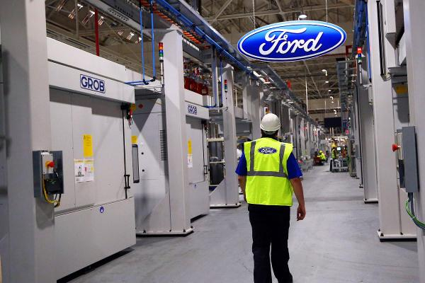 Ford Motor Co  - NYSE:F - Stock Quote & News - TheStreet