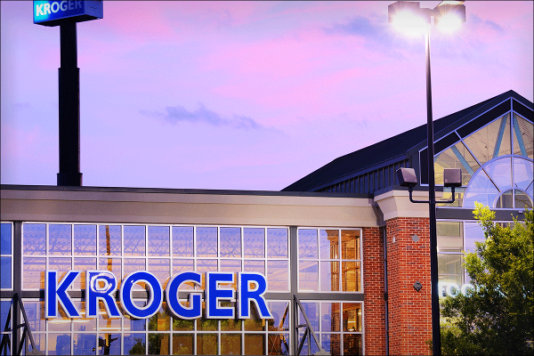 Kroger Falls Despite Slight First-Quarter Earnings Beat