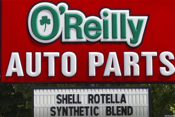 Auto Parts Retailers Fall Apart After O'Reilly News Sends Stock Crashing