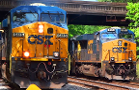 CSX Railroad Has Left the Station
