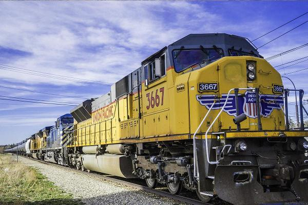 All Aboard for the Rally in Union Pacific