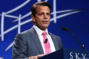 SkyBridge Sells Majority Stake as Scaramucci Departs for Trump Team