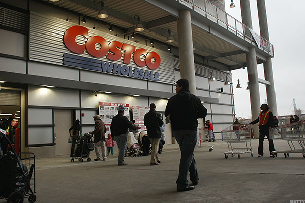 Intermediate Trade: Costco