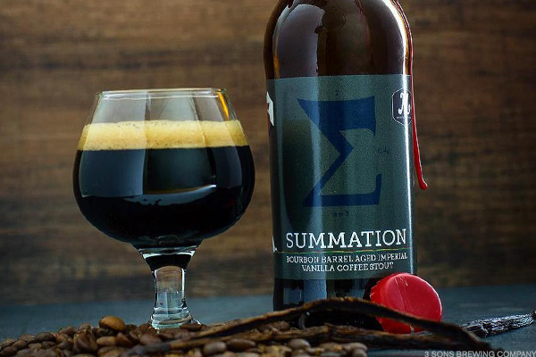 6. 2015 3 Sons Brewing Summation