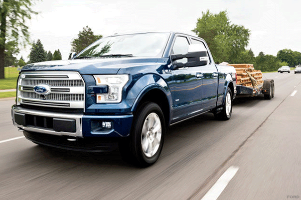 Ford to Idle Truck Plant for a Week: Another Sign of a Softening U.S. Vehicle Market?
