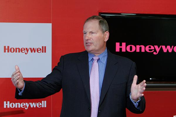 Honeywell CEO Sees 'Animal Spirits' Lurking Going Into 2017