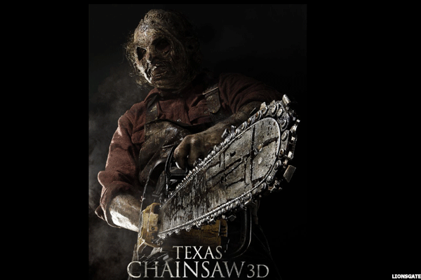 25. Texas Chainsaw Massacre 3D