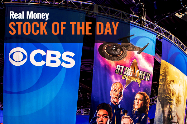 CBS Earnings Lead to 'Interesting' Questions - And What About the Stock?