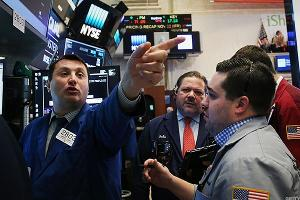 Stocks Ease Off Highs as Dow 20,000 Remains a Challenge
