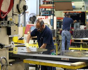 Stocks Yo-Yo as U.S. Manufacturing Activity Hits Six-Month Low