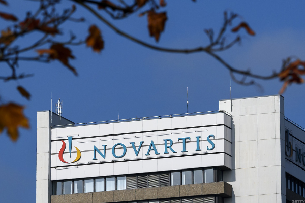 Novartis Up on Financial Results and Potential Resolution of Kickback Case