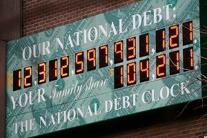 The National Debt: Why Fret Over Something That Doesn't Exist?