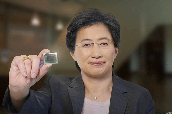 Lisa Su, Advanced Micro Devices CEO