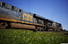 Go Full Steam Ahead on CSX
