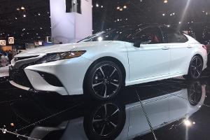 Why Toyota Decided to Radically Redesign Your Mom's Favorite Car, the Camry