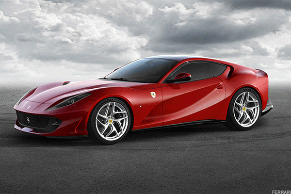Ferrari's 812 Could Be Automaker's Last Middle-Finger Salute at Global Warming Hardliners
