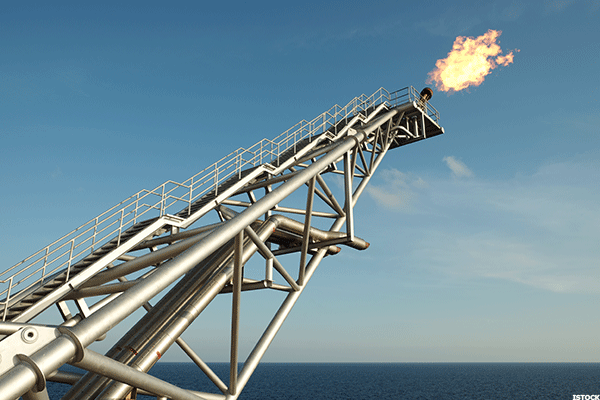 Jim Cramer -- 2017 Could Be a Big Year for Natural Gas