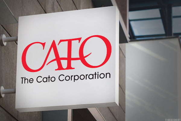 My Focus Now Is on Fashion Retailer Cato