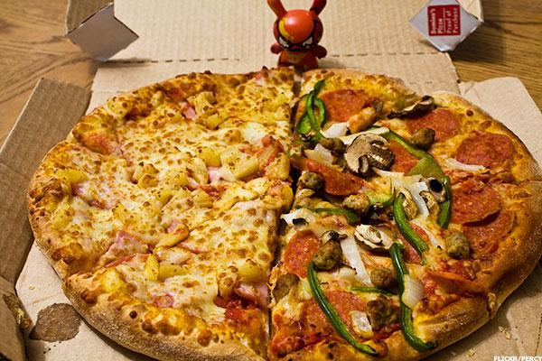 Domino's Introduces an Awesome Stock Giveaway to Its Pizza Lovers